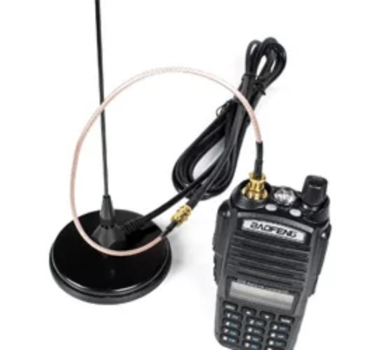 walkie talkie wireless headset 4