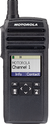 Motorola DTR700   FCC License Free Two Way Radio