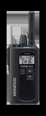 Kenwood NX-P500   FCC License Free Two Way Radio