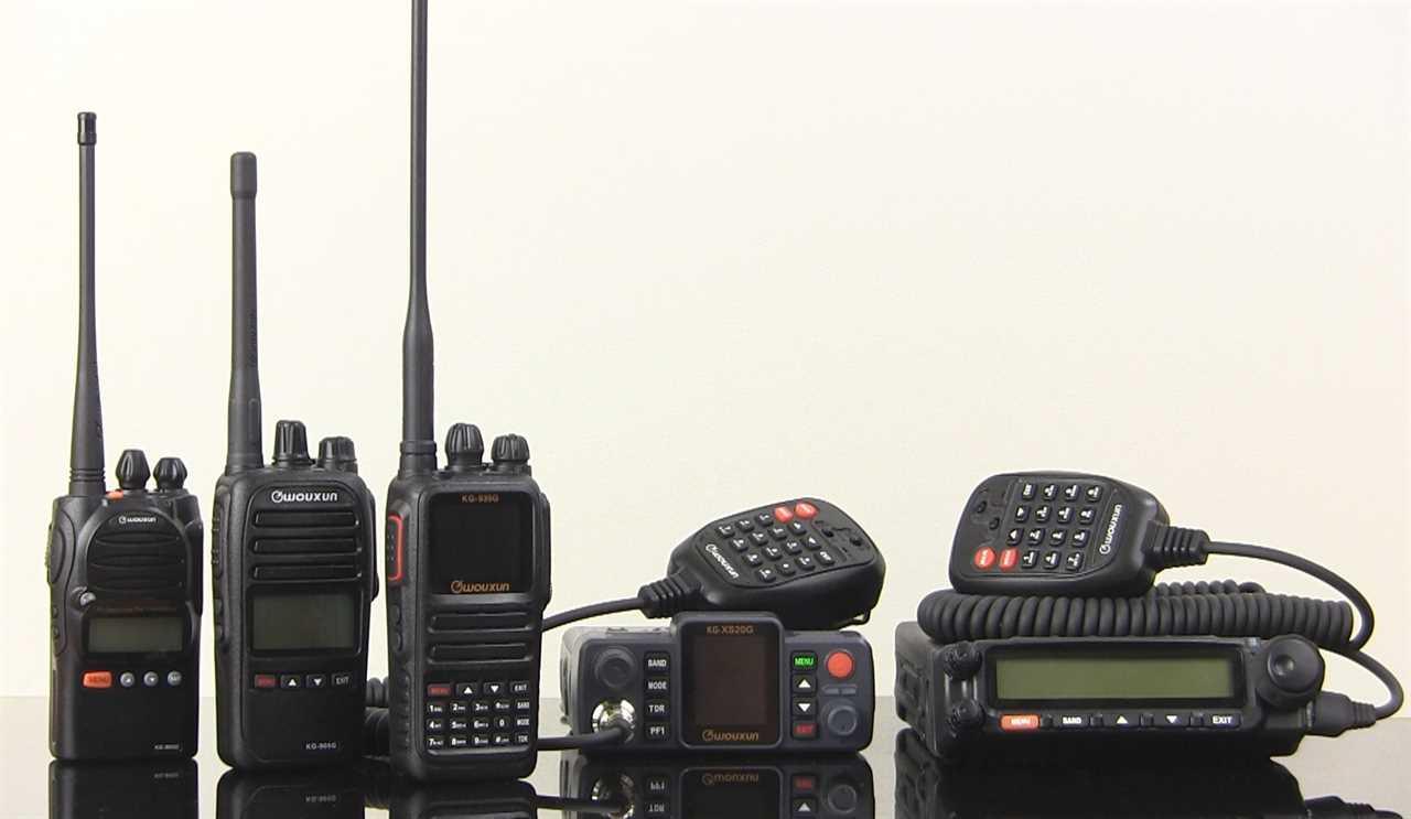 Wouxun GMRS Two Way Radios